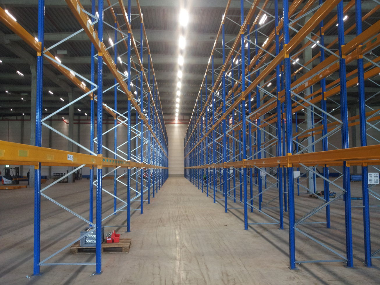 Firma Rapid Logistics te Amsterdam
